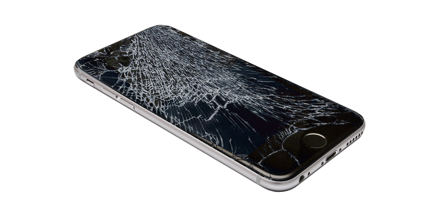 broken iphone screens repair